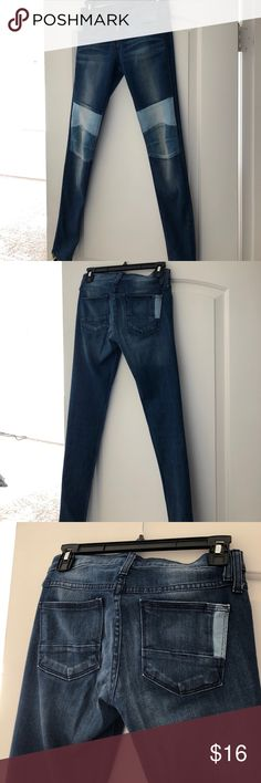 Flying monkey patch jeans size 25 Super comfy and soft Flying monkey patch jeans size 25 flying monkey Jeans Skinny