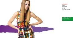 United Colors of Benetton: clothes, accessories and fashion trends