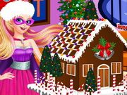 Christmas Gingerbread House - Girls Games Online Play