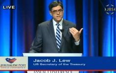 WHOA! US Jews HECKLE OBAMA OFFICIAL at NYC Talk on Iran Agreement! (VIDEO)  June 7, 2015 by Jim Hoft 100 Comments  WOW! This was amazing! American Jewish leaders jeered and heckled Obama's Treasury Secretary Jacob Lew at the annual Jerusalem Post conference in New York City on Saturday.