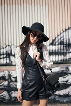 SPOTTED! Jenny Ong wearing the Karen Walker Super Duper in tortoise. Available at www.sunglasscurator.com #sunglasses #ilovesunglases #sunglasscurator