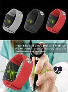 Heart Rate Monitor Smart Watch F1 Surmos 2.5D Curved surface Screen Support Siri Voice,Sedentary Reminder Sleep Monitor Water resistan (Black) 69.99  #Black #f1-01 #HeartRateMonitorSmartWatchF1Surmos2.5DCurvedsurfaceScreenSupportSiriVoice,SedentaryReminderSleepMonitorWaterresistan(Black) #NodicNrf51822 #OLED #PC #QQ #Seenotifications,SMSreminding,callreminder,IncomingcallsshowontheOLEDdisplay....