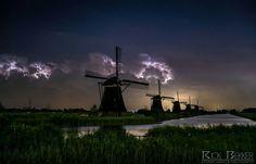 World Heritage Kinderdijk - The Netherlands