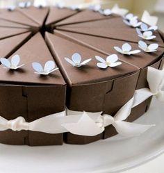 ¡No te pierdas esta torta de papel.Entérate de que trata! #Reposteria