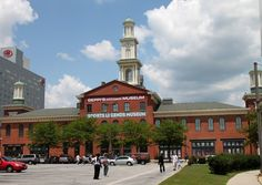 Use the annual Baltimore Architecture Month to acquaint yourself with Baltimore's urban landscape, from historical gems to modern skyscrapers. Modern Skyscrapers, Weekend Deals, Historical Landmarks, Urban Landscape, Night Club, Baltimore, Maryland, Travel Guide, Travel Destinations