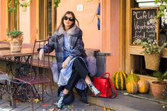 The Best Street Style From Fashion Week Tbilisi Spring '18