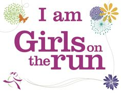 I am Girls on the Run. #IamGOTR - take a picture with these signs at your next GOTR event and post them on our FB page or instagram @Alpha Acosta Sigma Alpha Sorority