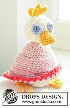 27 Free Crochet Bird Patterns You'll Love - Page 2 of 2 - DIY & Crafts