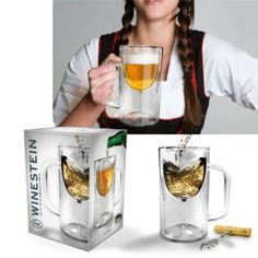 For the fumble fingered or the refined beer drinker