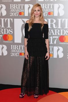 Fearne Cotton aux Brit Awards 2017