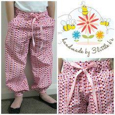 """Little Miss Fancy Pants""  {Made using a Pattern Emporium pattern}"