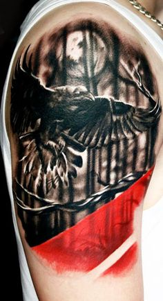 Tattoo Artist - Samuel Potucek