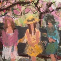 """Women of the Springtime"" by Michelle Winters"