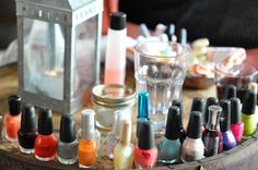 A Natural Nester: Ladies' Night In - DIY Spa Night