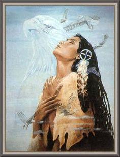Sabedoria Indígena: Mulher indígena