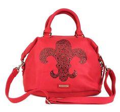 15# Ashy Fleur-de-lis handbag. Friis & Company - €39.99  Sold by: FASHIONISTA BOUTIQUE  At Lish: 15# Ashy Fleur-de-lis handbag. Friis & Company Dimensiones/dimensions: L:32/H:26/W:20 Material: Imitated Leather / Poli Piel Color: PINK Price in shops/precio en tiendas: 49,99 euro