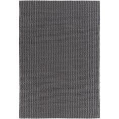 Complete any setting with this casual area rug. Hand-Woven with 100-percent felted wool, this solid designed rug is sure to be the accent you've been searching for.