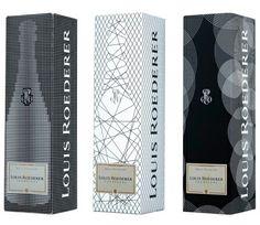 Louis Roederer package design PD  wine / vinho / vino mxm