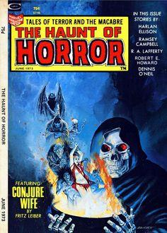 The Haunt of Horror #1