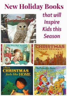 Jacquie Fisher - Google+ - We reviewed some of the newer books out for Christmas:…
