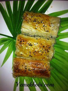 baklava yufkasından börek nasıl yapılır, baklava yufkasından börek yapımı, Baklava Yufkasından patatesli Börek Tarifi, mantarlı börek tarifi, mantarlı tarifler, patatesli tarifler