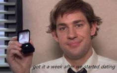 the office- jim & pam