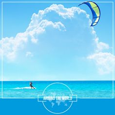 Kiteboarding in Fujian fuses sailing, windsurfing and wakeboarding.  Don't you think it must be attempted at least once?