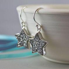 Star earrings by Claudette Worters Not on the Highstreet £36