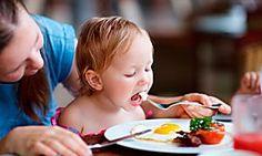 5 coisas para não dizer aos filhos na hora do jantar em família