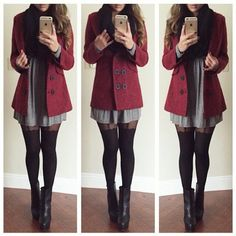 Super cute, perfect for fall AND winter <3