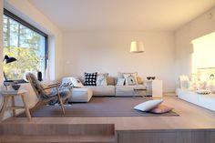 Herbst-Wohnzimmer #interior #einrichtung #dekoration #decoration #ideen #ideas #wohnzimmer #livingroom #white #weiß #moderneswohnzimmer Foto: Kerstin S.