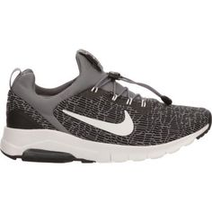 Nike Women's Air Max Motion LW Racer Shoes (Black/Sail/Cool Grey, Size 6.5) - Women's Athletic Lifestyle Shoes at Academy Sports