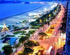 fotos atuais da cidade de santos - Pesquisa Google