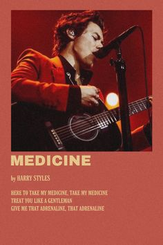 #harrystyles #medicine #fineline #musicposter #polaroid Harry Styles Songs, Harry Styles Poster, Harry Styles Pictures, Room Posters, Poster Wall, One Direction Posters, Iconic Movie Posters, Harry Styles Wallpaper, Mr Style