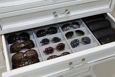 The Antiqued Mirror Boutique - contemporary - closet - los angeles - Lisa Adams, LA Closet Design