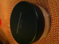 Bare minerals matte powder foundation is the best stuff I've ever used on my face! Really light and covers well