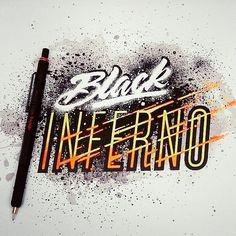 Black Inferno by Juantastico