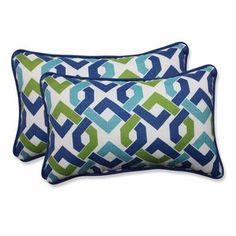 Tracy Indoor/Outdoor Pillow (Set of 2)