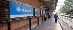 CRÓNICA FERROVIARIA: Línea Roca: Empezaron las obras en la estación Mon...