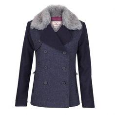 Jack Murphy Ebony Tweed Jacket