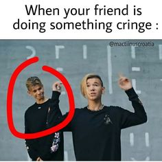Martinus :Marcus you are cringe (Not) Marcus Y Martinus, Love Twins, Bars And Melody, I Go Crazy, Love U Forever, Twin Boys, Perfect Boy, Lol So True, Girl Photography Poses