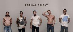 Shop - Formal Friday men's clothing t-shirts blazers teemu muurimäki Finland