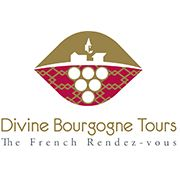 Logo of the Divine Bourgogne Tours brand Self Driving, Day Tours, Tour Guide, Wine Tasting, Burgundy, Logo, Logos, Logo Type, Travel Guide