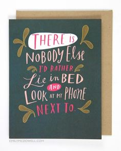 "See the ""Pillow Talk"" in our 16 Valentine's Day Cards We Really Love gallery"