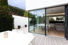 W6_Terrasse - W6_Neubau eines Wohnhauses mit Garage in München Denning