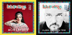 Mon Laferte y Alain Johannes estarán en Lollapalooza Chile