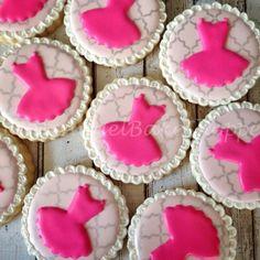 Ballet Tutu Cookies