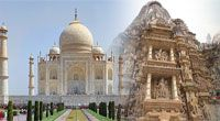 If travelling into the land of epics, history and grandeur is your dream, North India tour packages are going to thrill you thoroughly. So, book a tour and slide into the epical past of India.