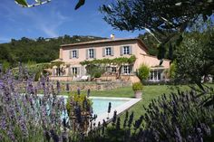 Peaceful, stylish getaway for two within the charming owners' lovely home with pool, fabulous views - and all of Provence to (re)visit