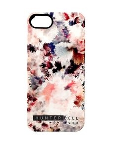 Falling Flowers iPhone 5 / 5S Deflector Case – Hunter Bell
